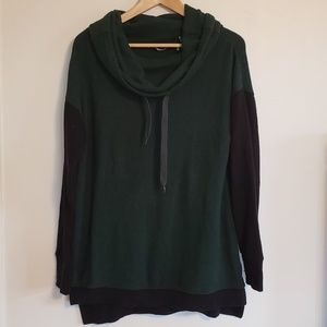 Hugs from Soft Surroundings - Green/Black - Small
